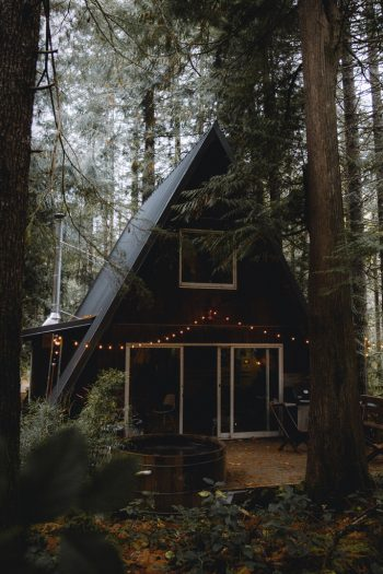 How to Build a Gorgeous Cabin that Feels Like Home